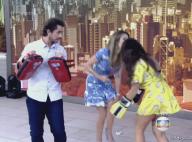 Fernanda Souza comenta chute em Ana Furtado: 'Na hora, eu fiquei assustada'