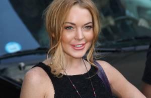 Lindsay Lohan rebate críticas de diretor por ausência em première