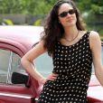 Bianca Byington foi contratada pela Record para fazer 'Pecado Mortal' após indicação do autor Carlos Lombardi