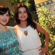 Mel Lisboa e Andréa Avancini interpretam mãe e filha em 'Pecado Mortal'