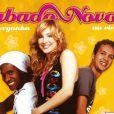 Claudia Leitte era a vocalista do grupo de axé Babado Novo, do qual saiu para seguir carreira solo