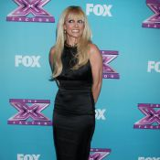Britney Spears vai a evento com Demi Lovato e elenco do 'The X factor' nos EUA