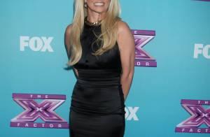 Britney Spears vai a evento com Demi Lovato e elenco do 'The X factor' nos EUA