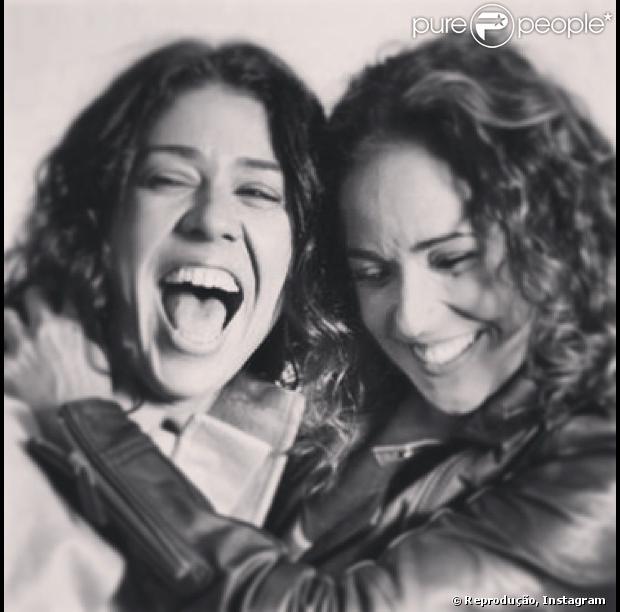A cantora Daniela Mercury e a jornalista Malu Verçosa irão se casar no dia 12 de outubro