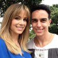 Ana Furtado exibe franjinha e cabelo mais loiro: 'Pronta para os 40'