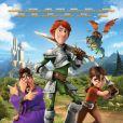 'Justin e a Espada da Coragem' estreia dia 25 de outubro nos cinemas