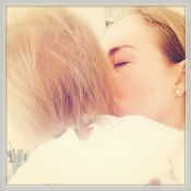 Angélica comemora aniversário de um ano da caçula, Eva: 'Meu amor'