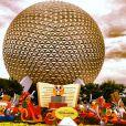 Juliana Despirito, de férias na Disney com Henri Castelli, posta foto do Epcot Center
