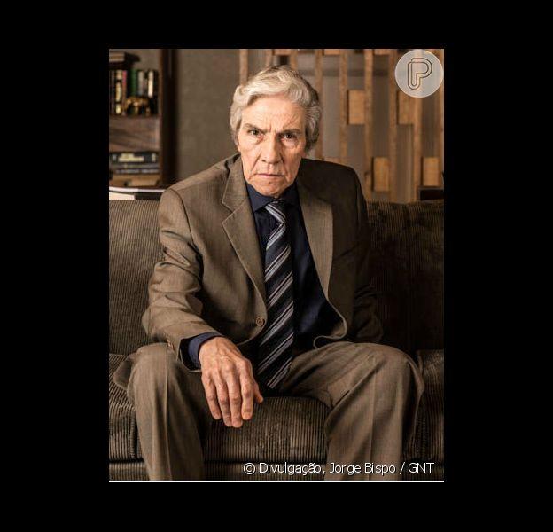 Claudio Cavalcanti morre aos 73 anos neste domingo, 29 de setembro de 2013