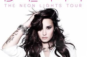Demi Lovato anuncia nova turnê, 'The Neon Lights Tour', para 2014