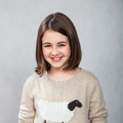 Klara Castanho comemora 13 anos no ar como a Paulinha em 'Amor à Vida'