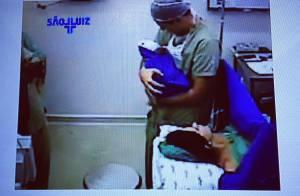 Rodrigo Faro é pai pela terceira vez: Vera Viel dá à luz Helena