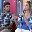 Luana Piovani e Pedro Scooby falaram sobre o que causa brigas na relação