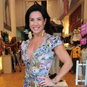 Scheila Carvalho é cotada para apresentar programa 'Domingo da Gente', da Record