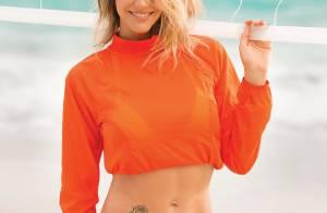 Fernanda Lima minimiza sua beleza: 'Sou comum. Não tenho cintura, sou reta'