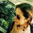 Paloma Duarte é mamãe pela terceira vez