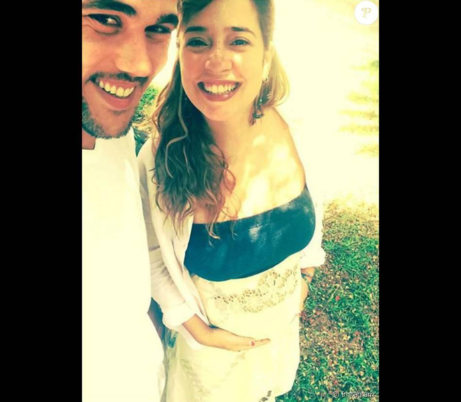 Nasce Antônio, primeiro filho do casamento de Paloma Duarte com Bruno Ferrari. Criança veio ao mundo na sexta-feira, 22 de abril de 2016. 'Parto foi antes do esperado', revelou uma pessoa próxima ao casal