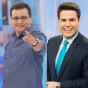 Geraldo Luís será substituído por Luiz Bacci no 'Domingo Show'; assessoria nega