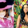 Katy Perry já mostrava ser uma estrela desde pequena - especial Dia das Crianças, 12 de outubro de 2013