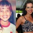 A atriz Mariana Rios sempre foi sorridente - especial Dia das Crianças, 12 de outubro de 2013
