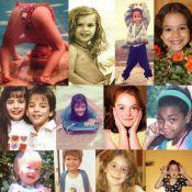 Dia das Crianças! Veja 50 fotos de famosos na infância e depois, já crescidos
