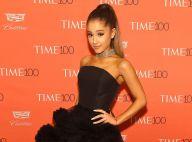 Ariana Grande rouba a cena com vestido volumoso em evento com Sergio Moro em NY