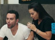 Fernanda Souza bebe clara de ovo crua em brincadeira: 'Vai ficar supersaudável'
