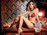 Manu Gavassi posa sexy de lingerie em ensaio:'Descobri minha sensualidade agora'
