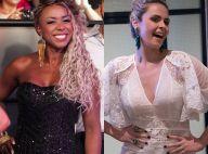 Ex-BBB Adélia diz que faria ensaio sensual com Ana Paula Renault: 'Poderosa'