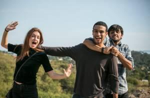 'Totalmente Demais': Jonatas rende Jacaré e se declara para Eliza. Veja fotos!