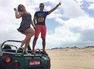 Veja fotos da viagem dos ex-BBBs Matheus e Cacau pelo Nordeste: 'Lugar lindo'