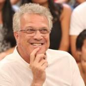 Pedro Bial brinca sobre Ana Paula: 'Devia ser proibida de participar de reality'
