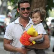 Sidney Sampaio diz que foi impedido de ver o filho: 'Triste e saudoso'
