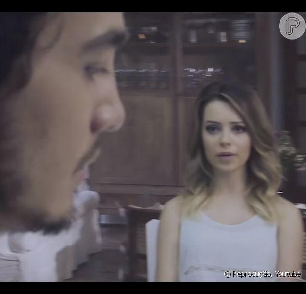 Sandy lança clipe da música 'Me Espera', com Tiago Iorc, neste domingo, 1º de maio de 2016
