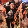 Wesley Safadão declarou sua torcida para que Munik saísse vencedora do 'Big Brother Brasil 16'