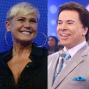 Silvio Santos anuncia que Xuxa Meneghel terá perfumes da Jequiti: 'Já contratei'