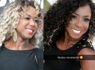 Ex-BBB Adélia fica morena e coloca meio quilo de cabelo: 'Aguento o peso!'