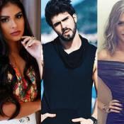 Ex-BBB Munik comenta romance de Laham e Juliana Paiva: 'Seguindo a vida dele'