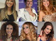 Loira ou morena? Veja 40 famosas que já tiveram cabelos claros e escuros