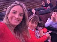 Ticiane Pinheiro leva a filha, Rafaella Justus, ao Planetário em SP: 'Amo muito'