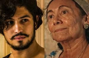 Novela 'Velho Chico': Piedade simpatiza com Miguel sem saber que é seu neto