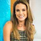 Globo explica sumiço de Maíra Charken da bancada do 'Vídeo Show':'Na reportagem'