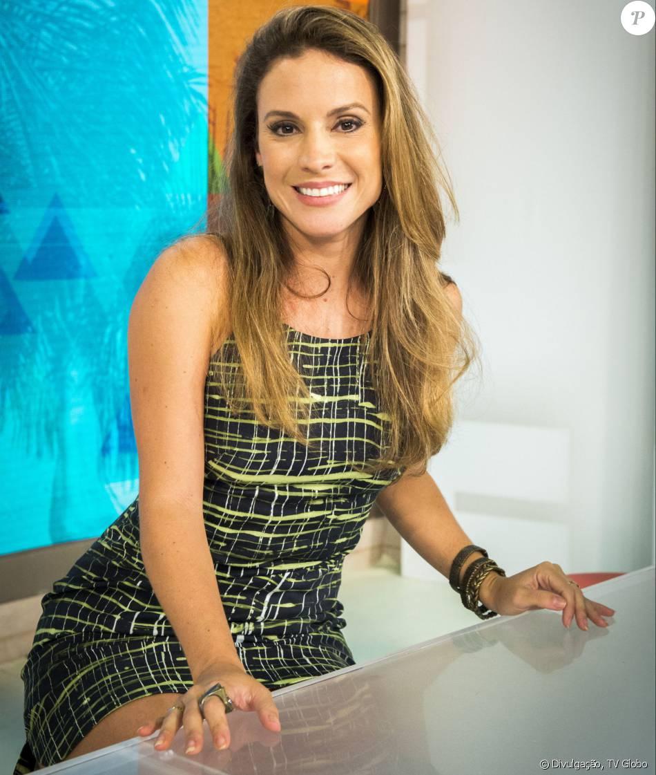 Maíra Charken continua no rodízio de apresentadores do 'Vídeo Show'
