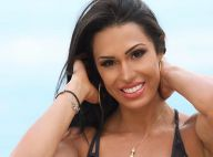 Gracyanne Barbosa quer posar nua no Pantanal em ensaio de capa da 'Playboy'