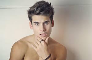 Nicolas Prattes já recebeu nudes de fãs em redes sociais: 'Até de homem'