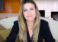 Mulher de Tiago Leifert, Daiana Garbin comenta repercussão de doença: 'Alívio'