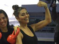 Juliana Paes descarta dieta radical e garante: 'Treinos de 45 minutos no máximo'