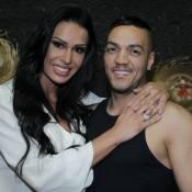 Gracyanne Barbosa comemora 4 anos de casamento com Belo: 'Tudão'. Veja vídeo!
