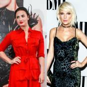 Demi Lovato critica Taylor Swift e admite mal-estar entre elas: 'Não me dou bem'