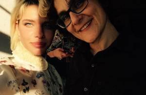 Bruna Linzmeyer é vítima de ataques homofóbicos na web: 'Pouca vergonha'